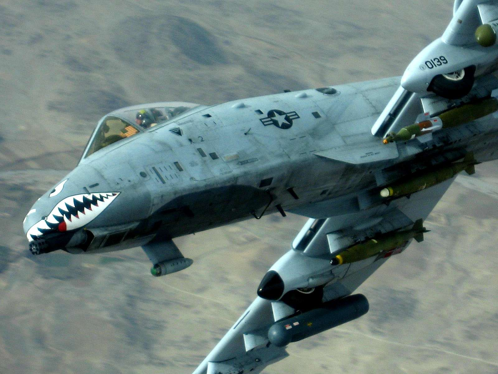 A 10 Warthog Wallpaper HD - WallpaperSafari
