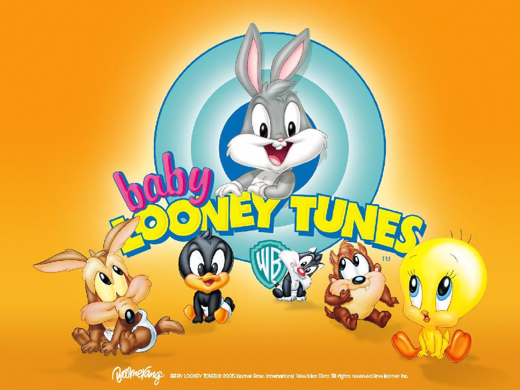 Looney Tunes Wallpaper Background Theme Desktop 1024x768