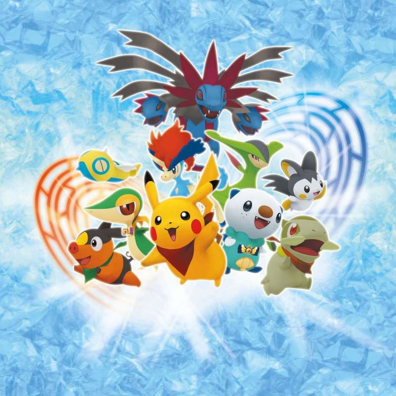 Pokmon Mystery Dungeon Gates to Infinity   Game GameGrin 800x800