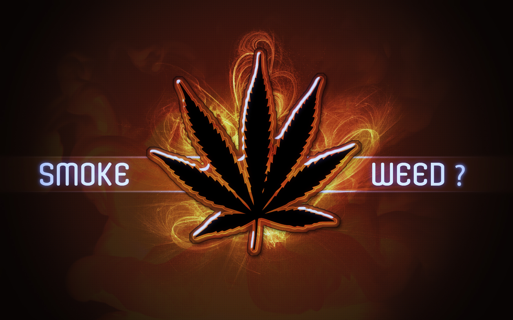 Weed Wallpaper Smoke Weed by aVe1337 1680x1050