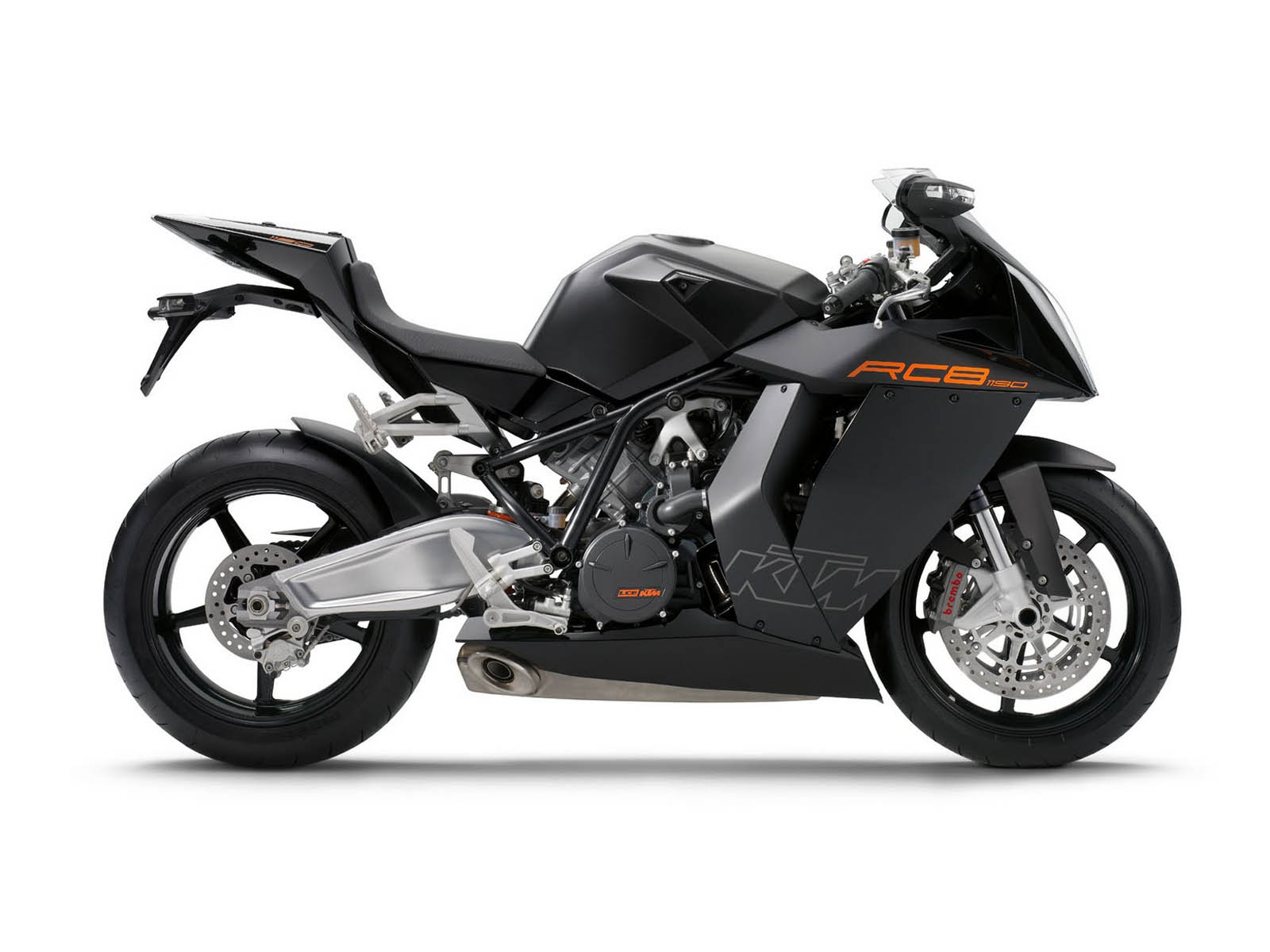 KTM RC8 1190 Bike Desktop Backgrounds KTM RC8 1190 Bike Paos KTM RC8 1600x1200