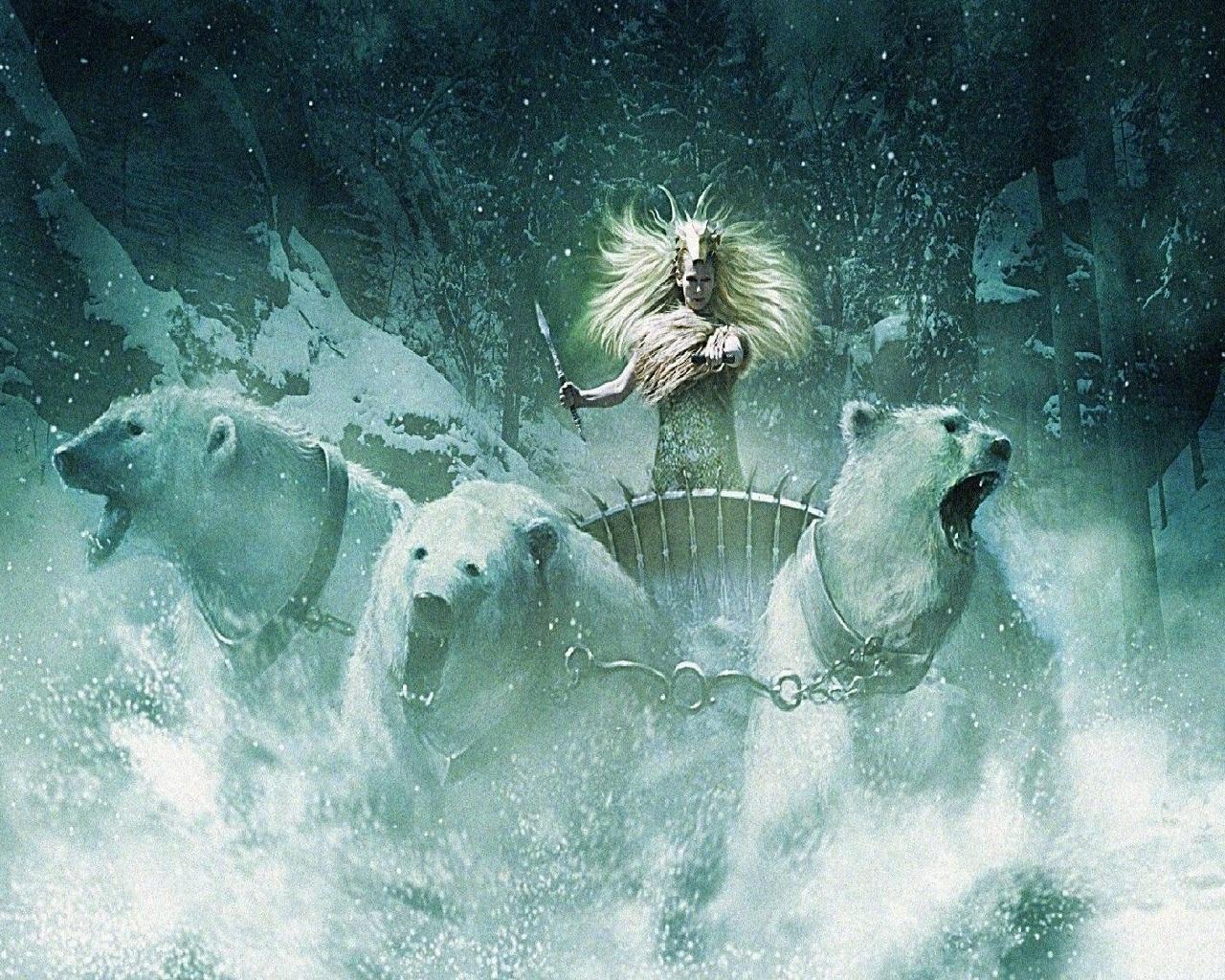 Winter Witch wallpaper   ForWallpapercom 1280x1024
