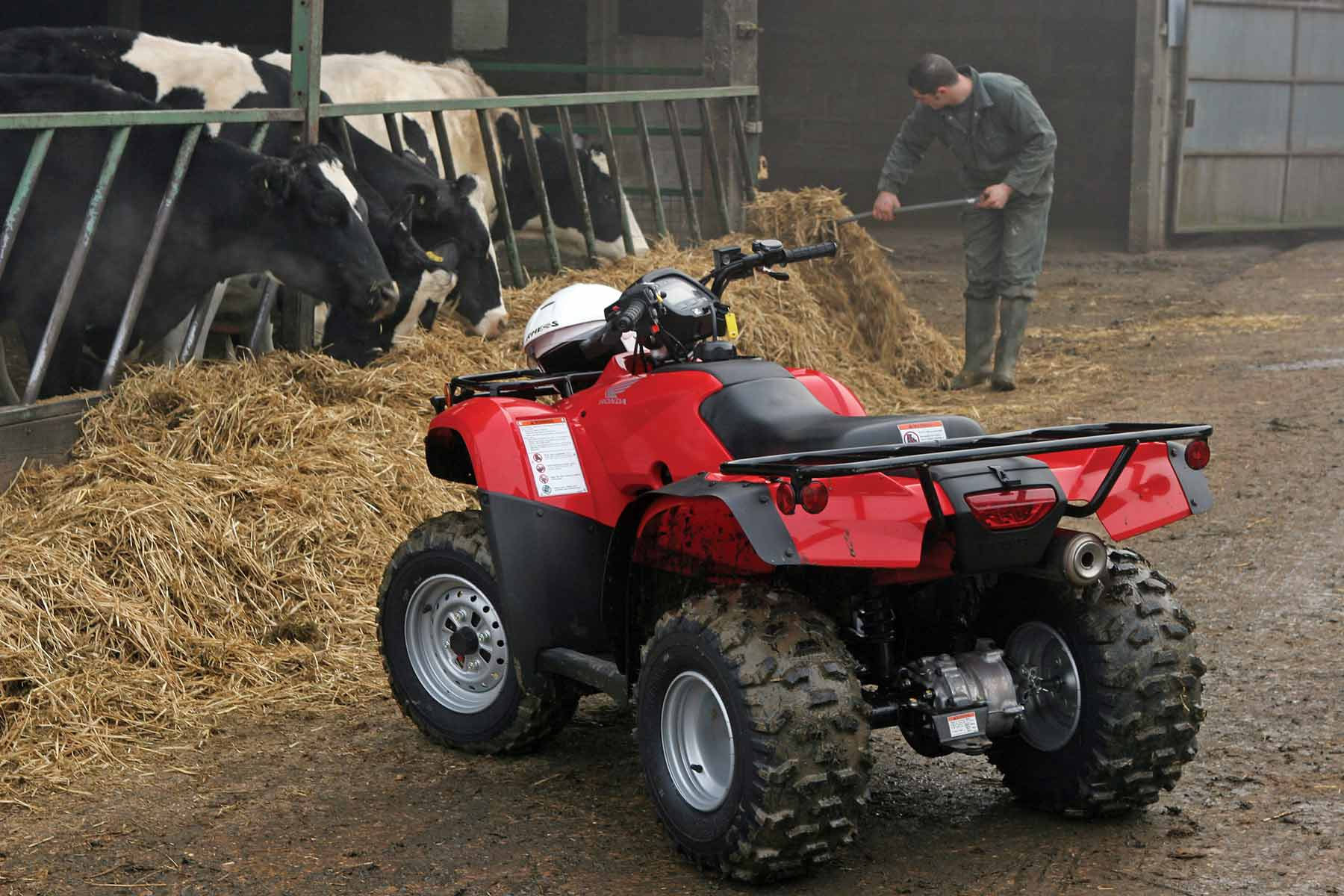 PUBLICISTER   HONDA atv backgrounds 1800x1200