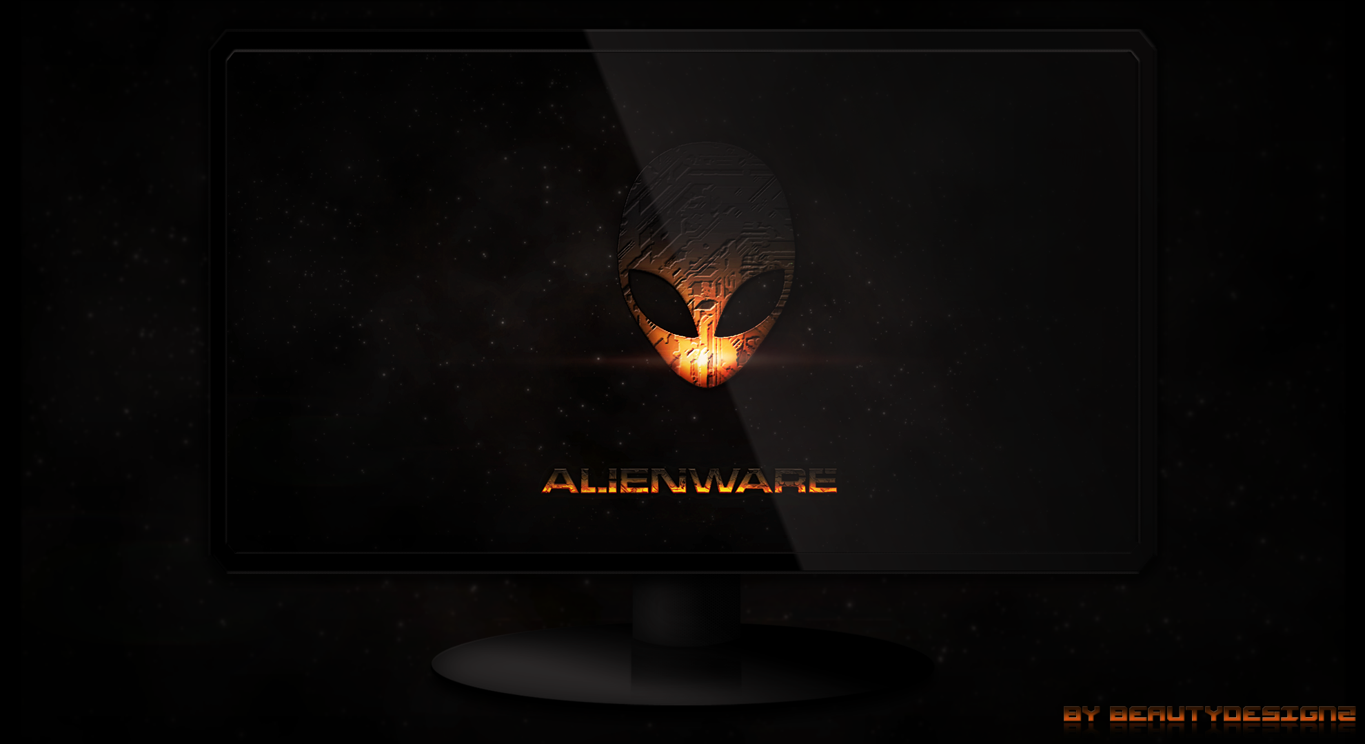 4k alienware wallpaper wallpapersafari for Deviantart wallpaper