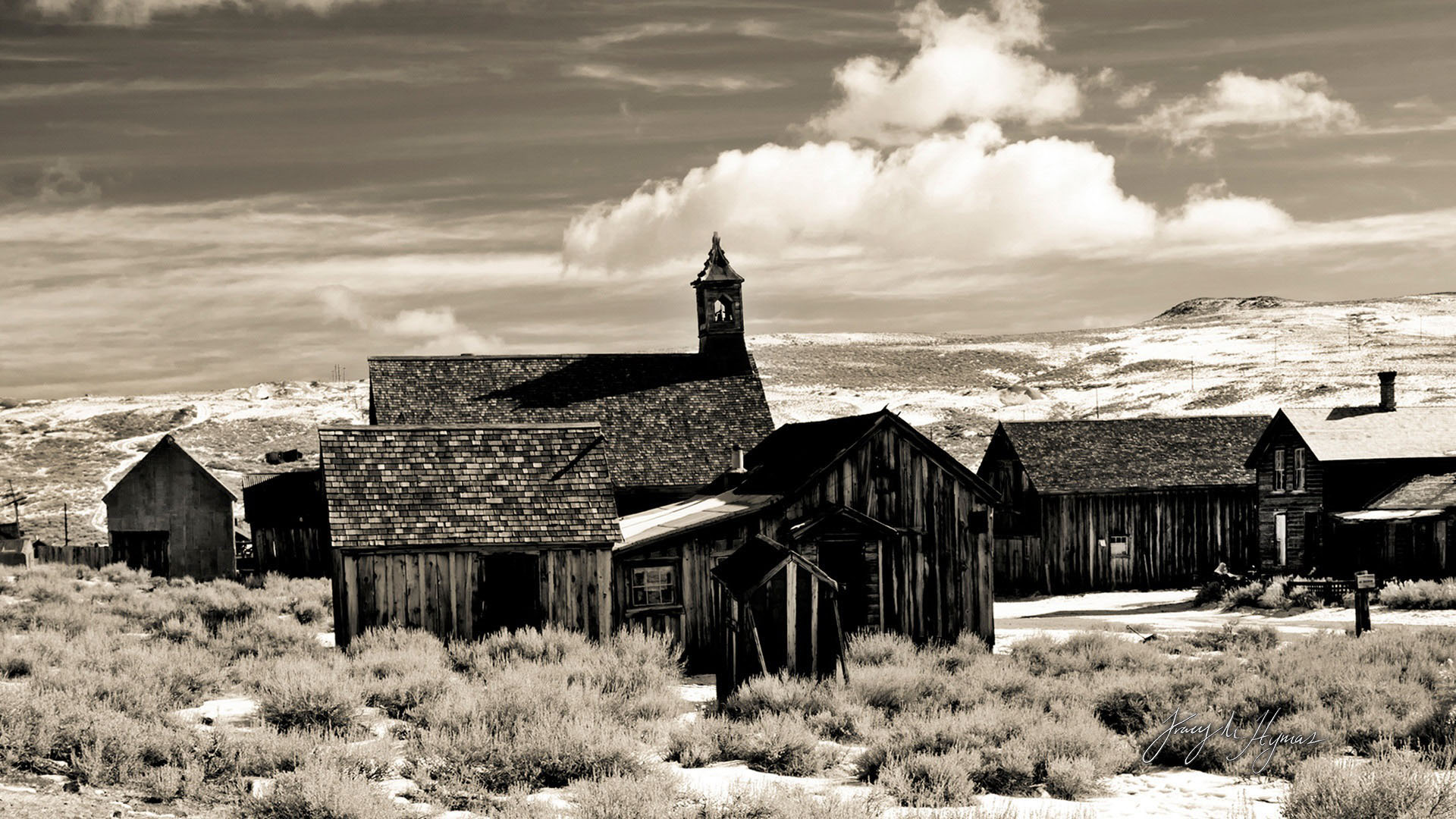 download Bodie Ghost Town California US [1920x1080] for your 1920x1080