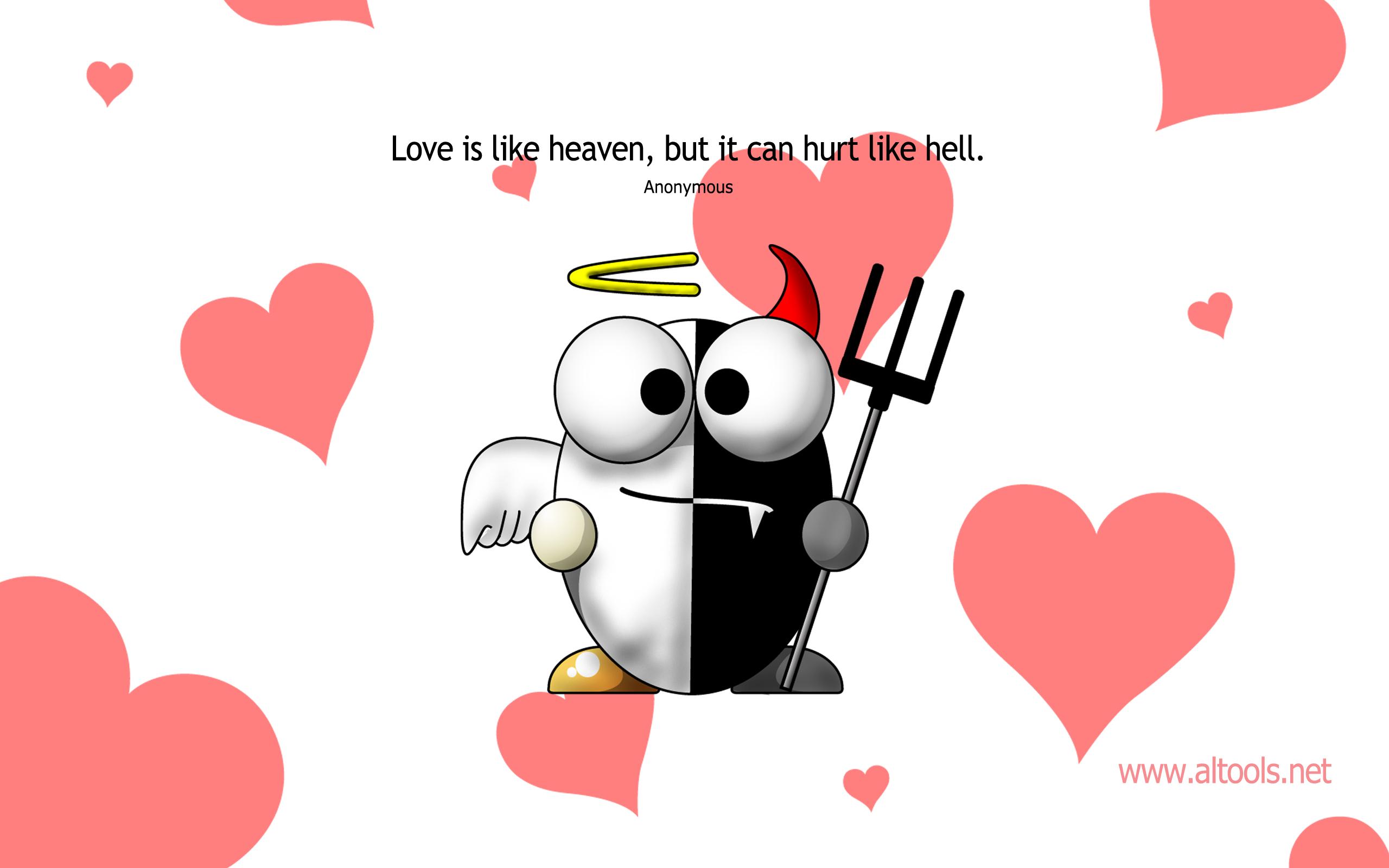 Valentine Love Quotes Wallpaper Desktop Wallpaper with 2560x1600 2560x1600