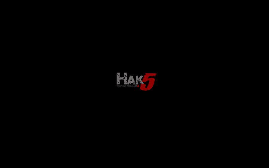 Hak5 wallpaper by padguy 900x563