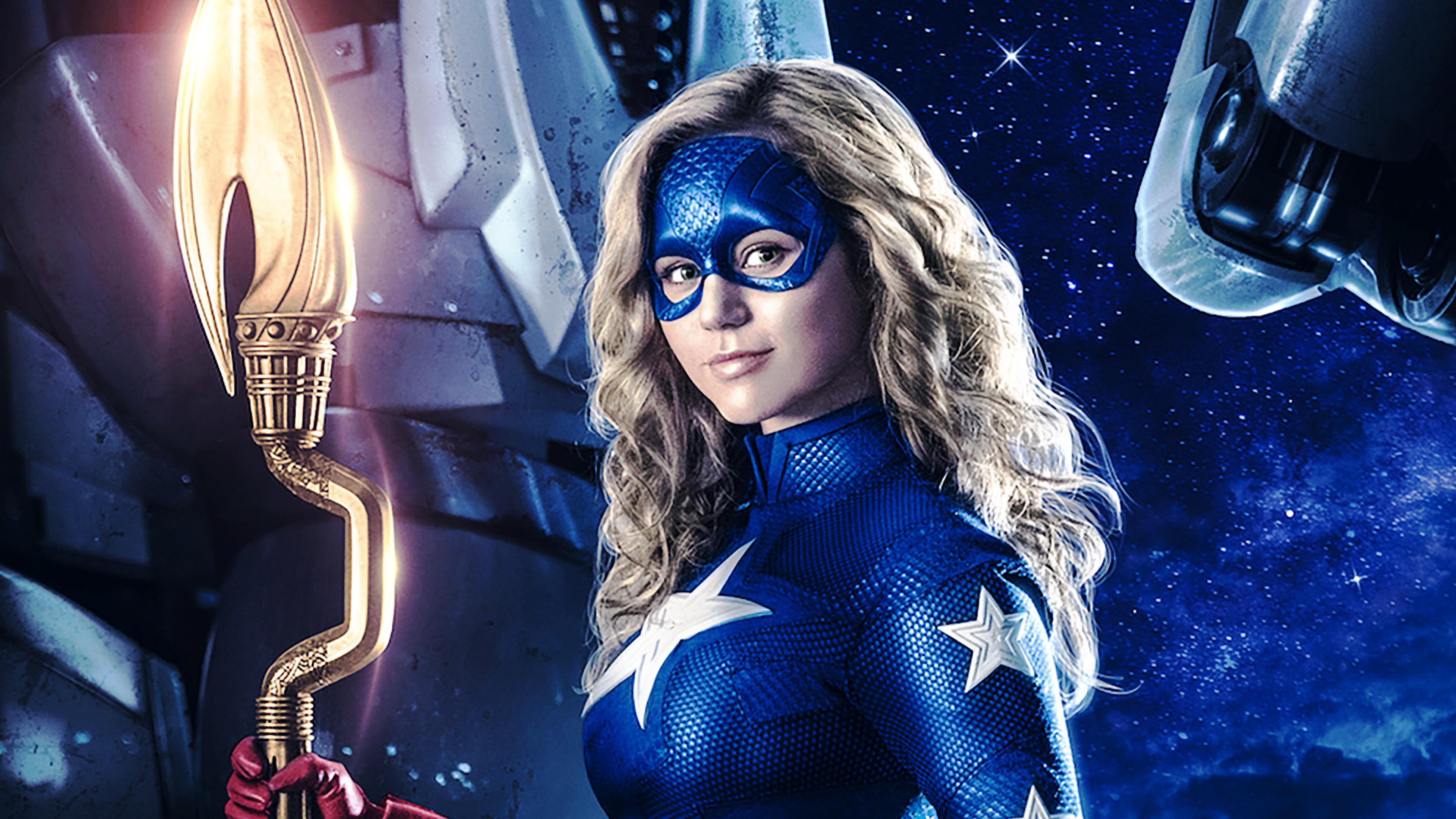 3840x2160 Stargirl DC Universe 4K Wallpaper HD TV Series 4K 3840x2160