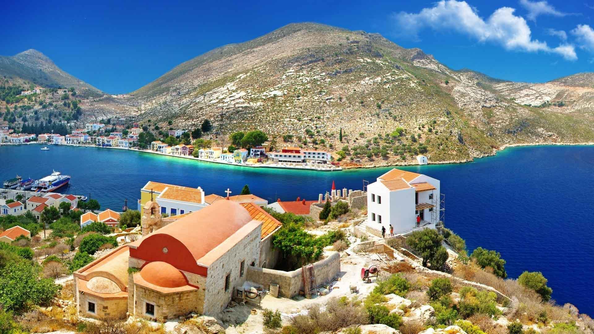 Greece Beach Wallpaper: Greece HD Wallpapers
