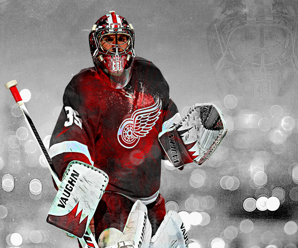 Jimmy Howard Iphone Wallpaper Httpwallpaperspizzotcom 960x800