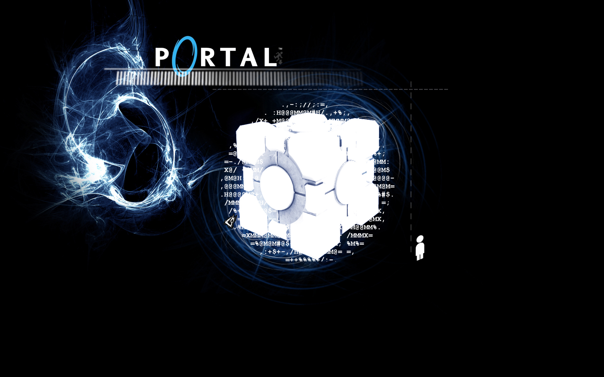 Portal Computer Wallpapers Desktop Backgrounds 1920x1200 ID42405 1920x1200