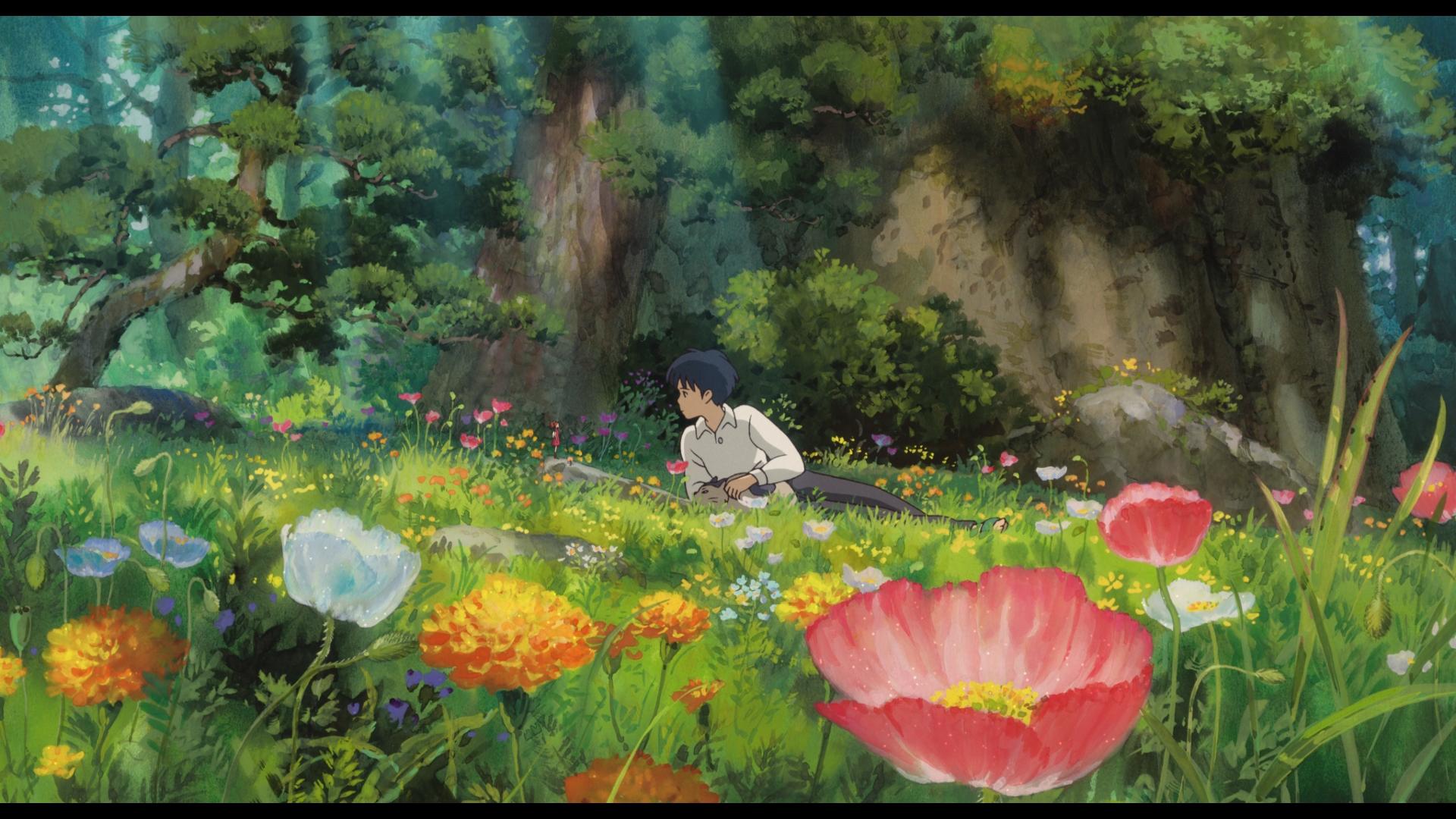 Arrietty   The Secret World Of Arrietty Wallpaper 30619331 1920x1080