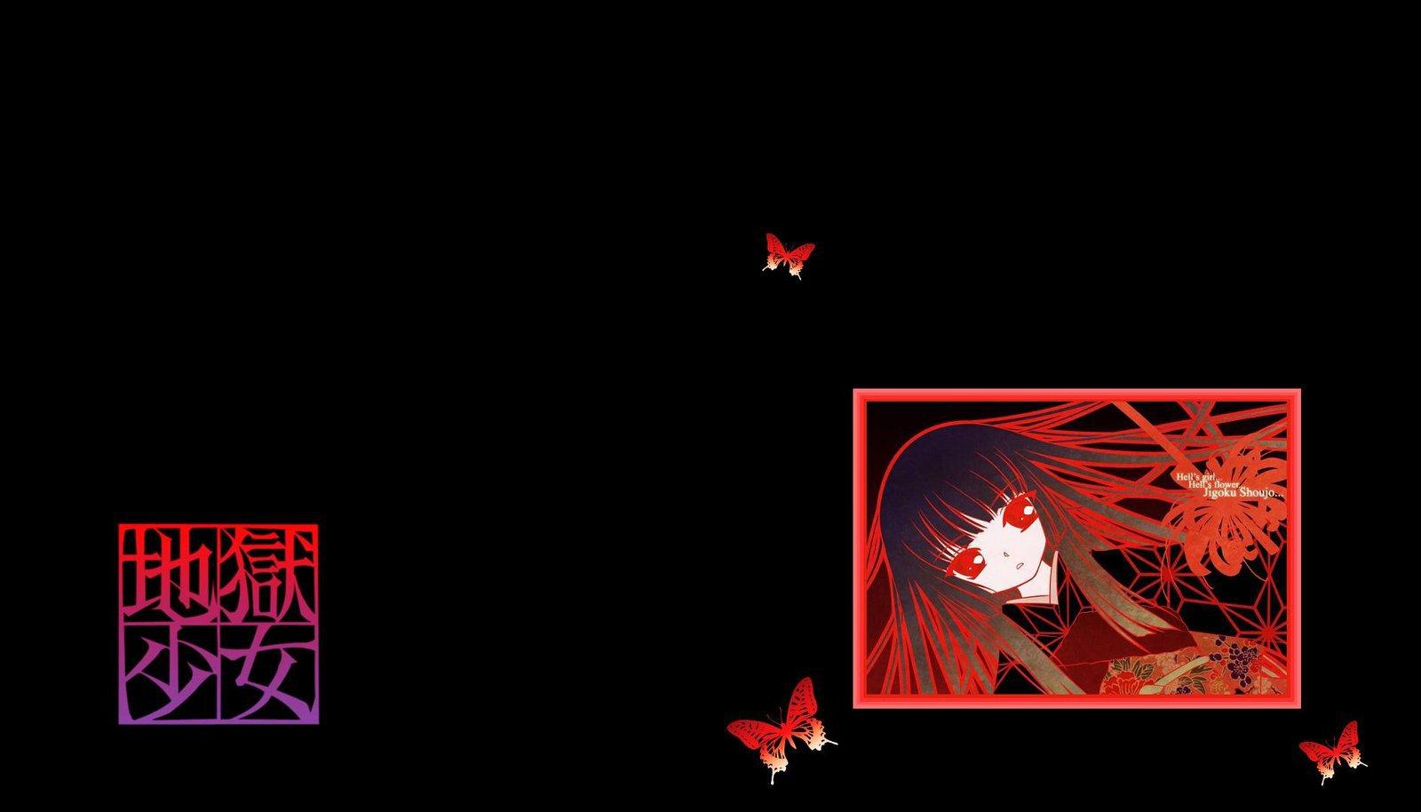 hell girl wallpaper enma ai 8 by shaluXangeljpg 1600x914