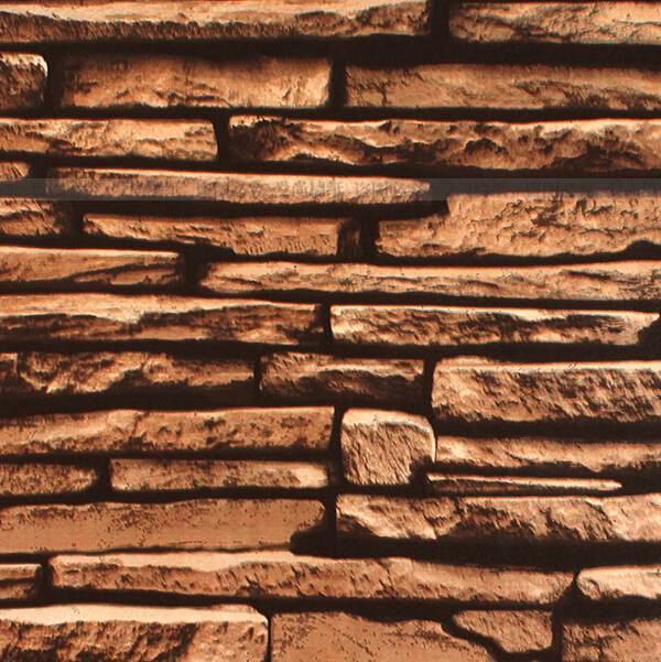 Natural Grey Brick Wall Stone Rock Slate Effect 10M Vinyl Wallpaper 600x601