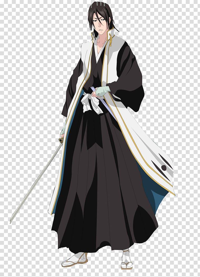 Byakuya Kuchiki Rukia Kuchiki Ichigo Kurosaki Renji Abarai Erza 759x1052