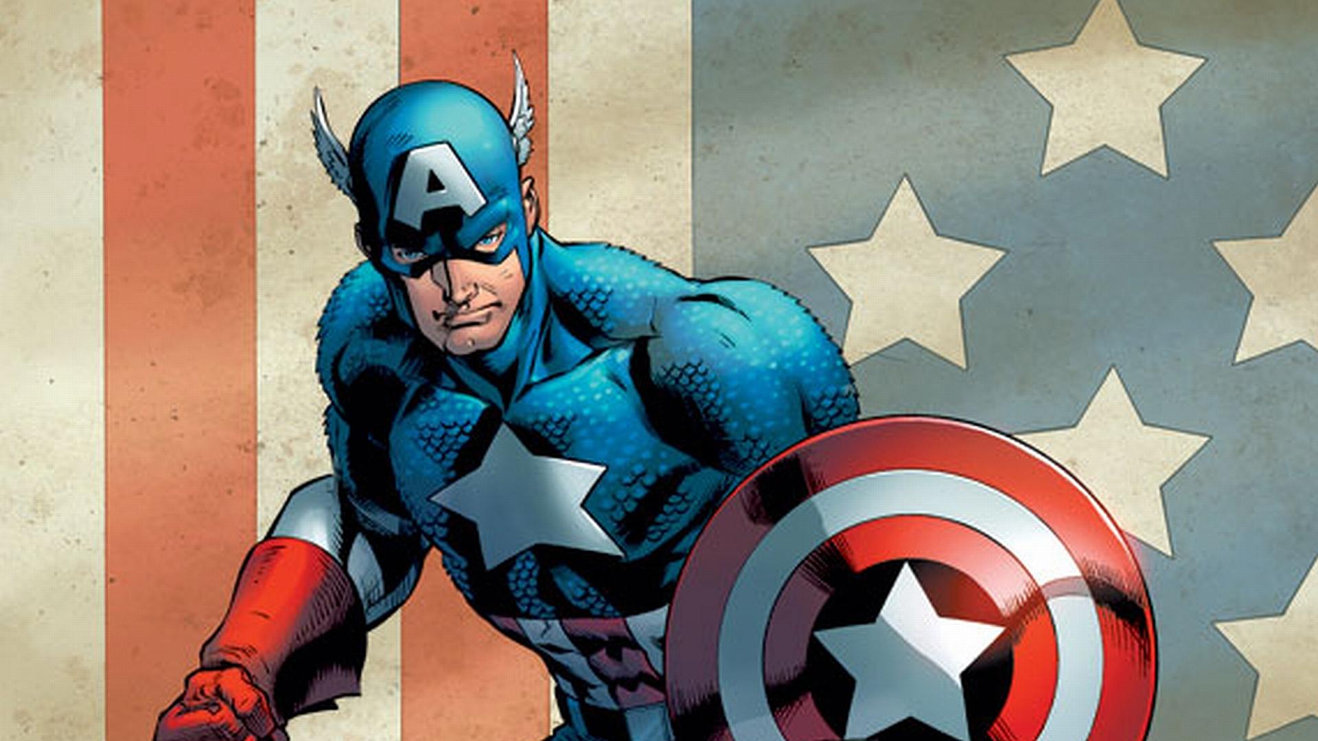 Captain America superhero wallpaper 1920x1080 39184 WallpaperUP 1920x1080