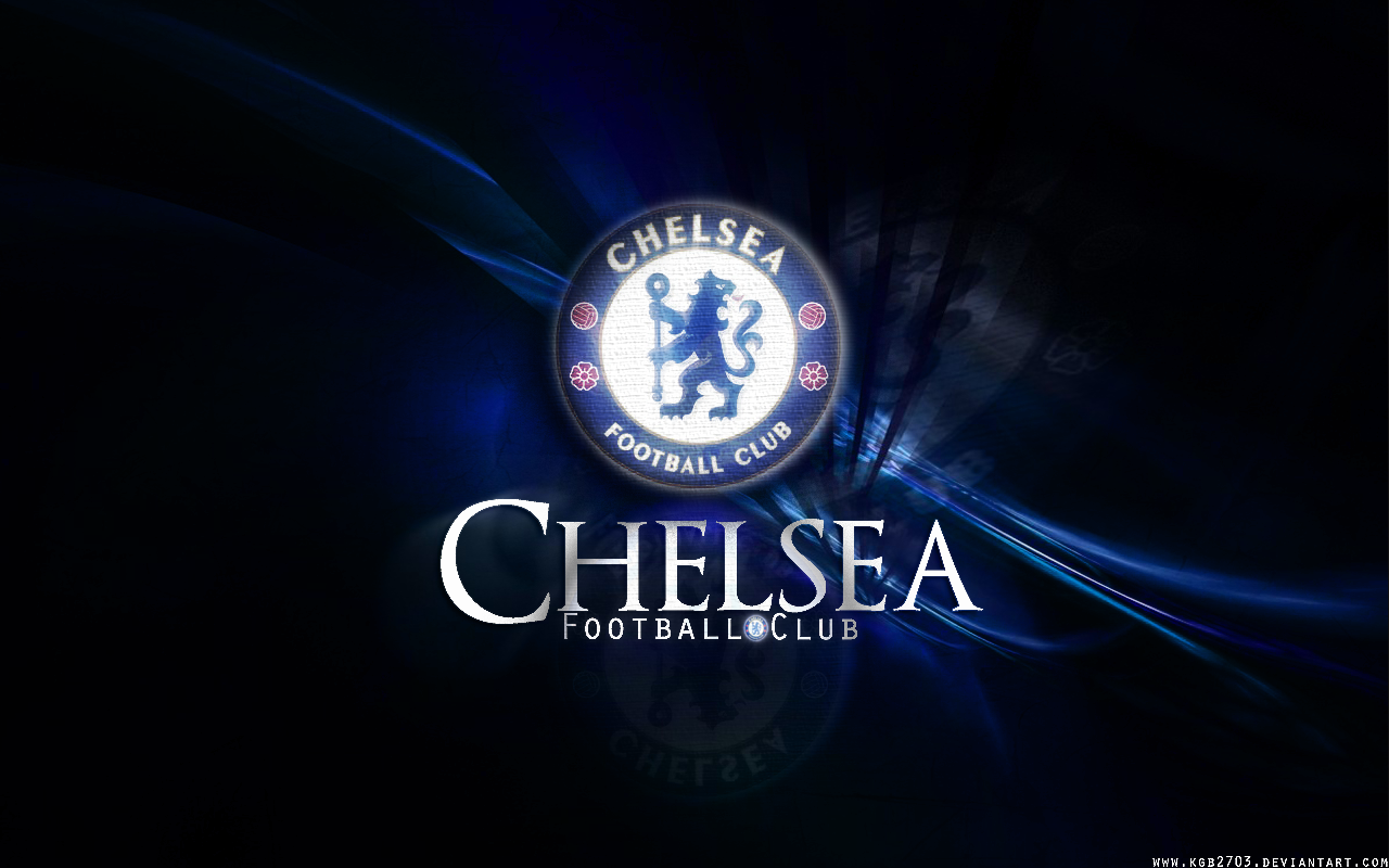 Awesome Chelsea FC Logo Soccer Delight Photo Gallery Background 1280x800