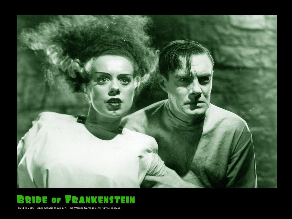 Bride of Frankenstein   Classic Movies Wallpaper 5129049 1024x768