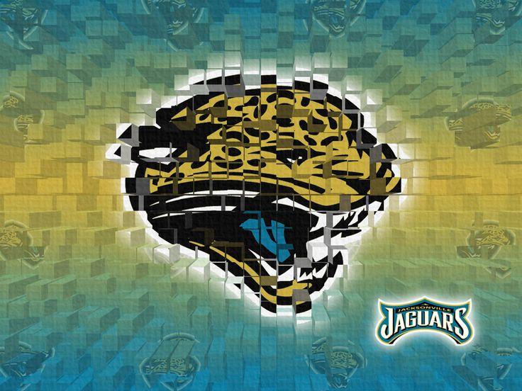 Jacksonville Jaguars 3D Wallpaper Jacksonville Jaguars Pinterest 736x552