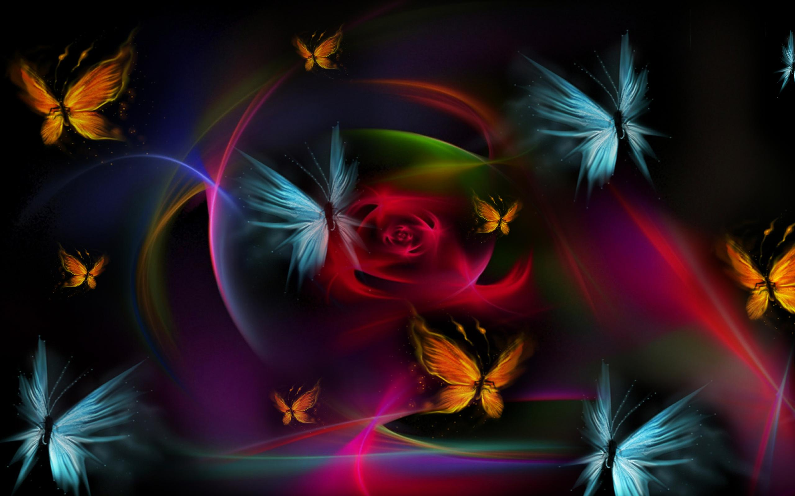 3d Butterfly Wallpaper Images crazygalleryinfo   Leechh Link Site 2560x1600