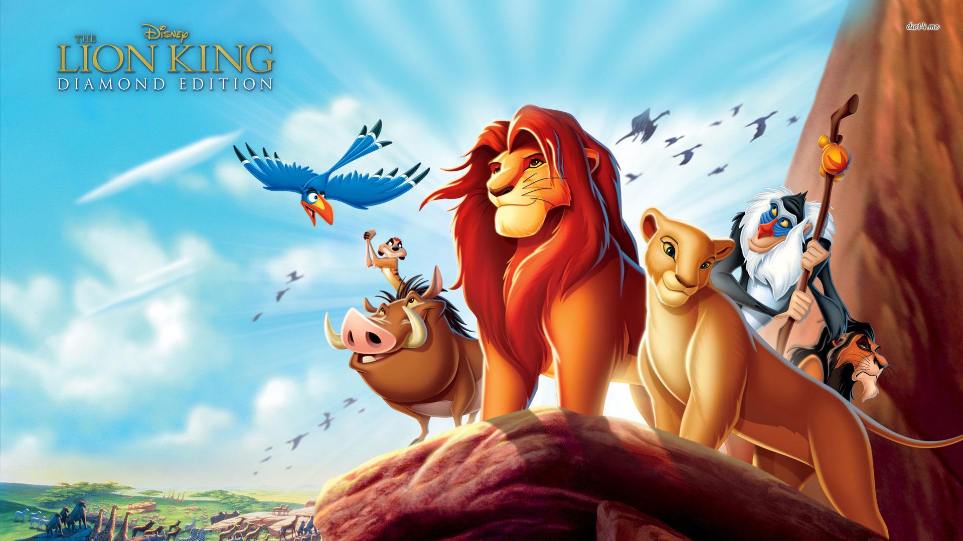 Lion King wallpaper 1280x800 The Lion King wallpaper 1366x768 The Lion 1920x1080