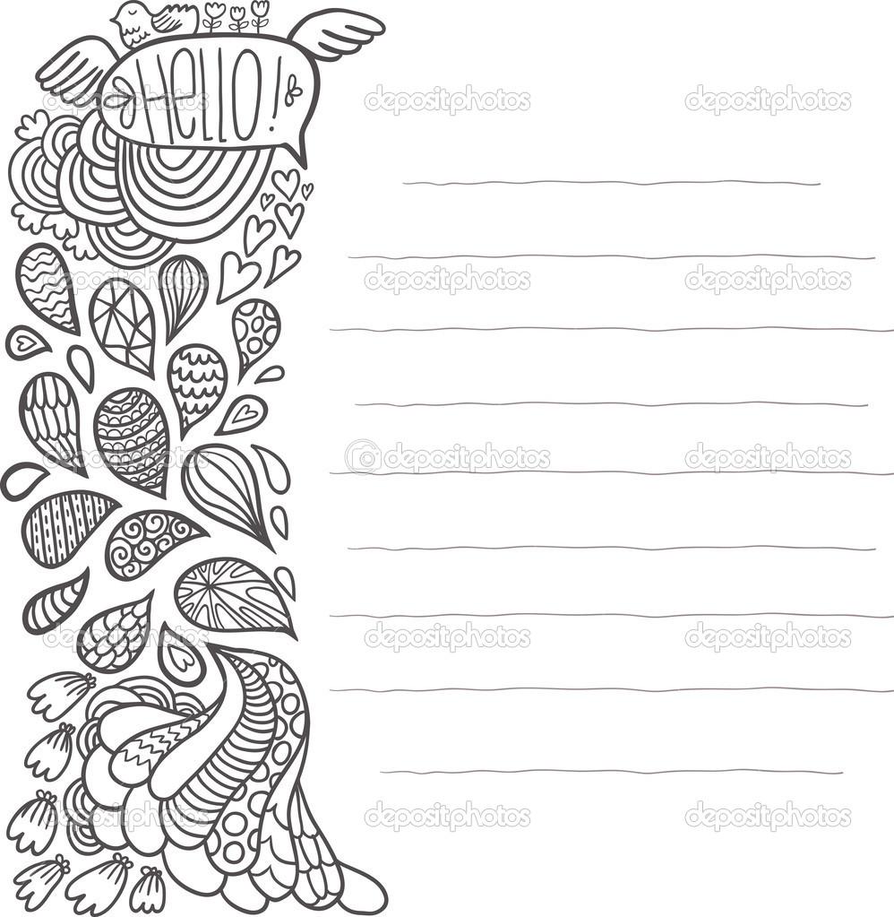 Cute Wallpaper Doodle - WallpaperSafari