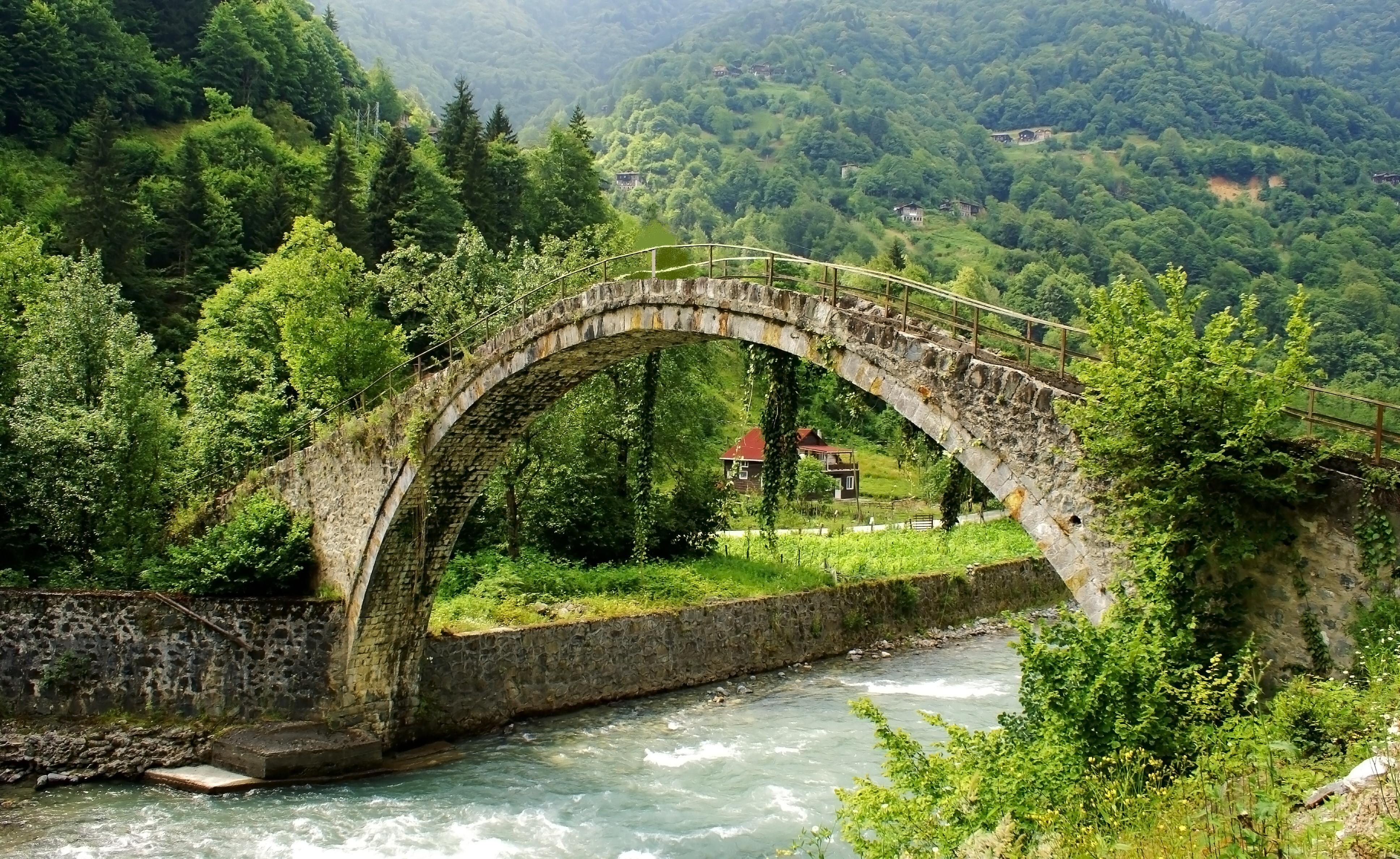 rize ayder planalto camlihemsin turquia wallpaper   ForWallpapercom 3872x2376