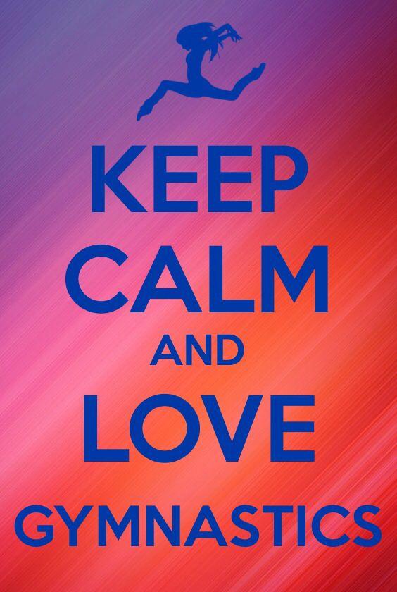 Keep Calm and Love GymnasticsGymnastics Wallpaper 564x840