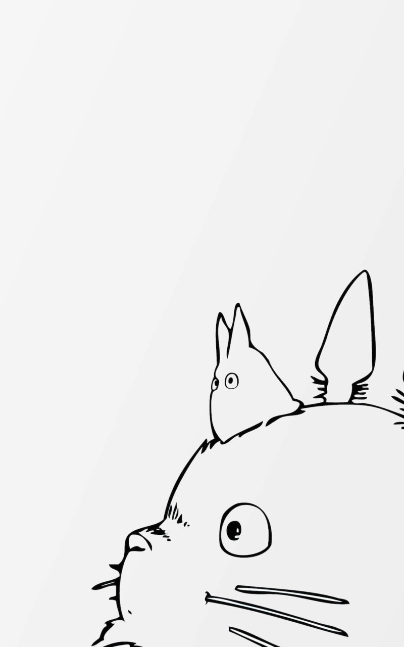 my neighbor totoro wallpaper for kindle fire hd 113 693jpg 800x1280