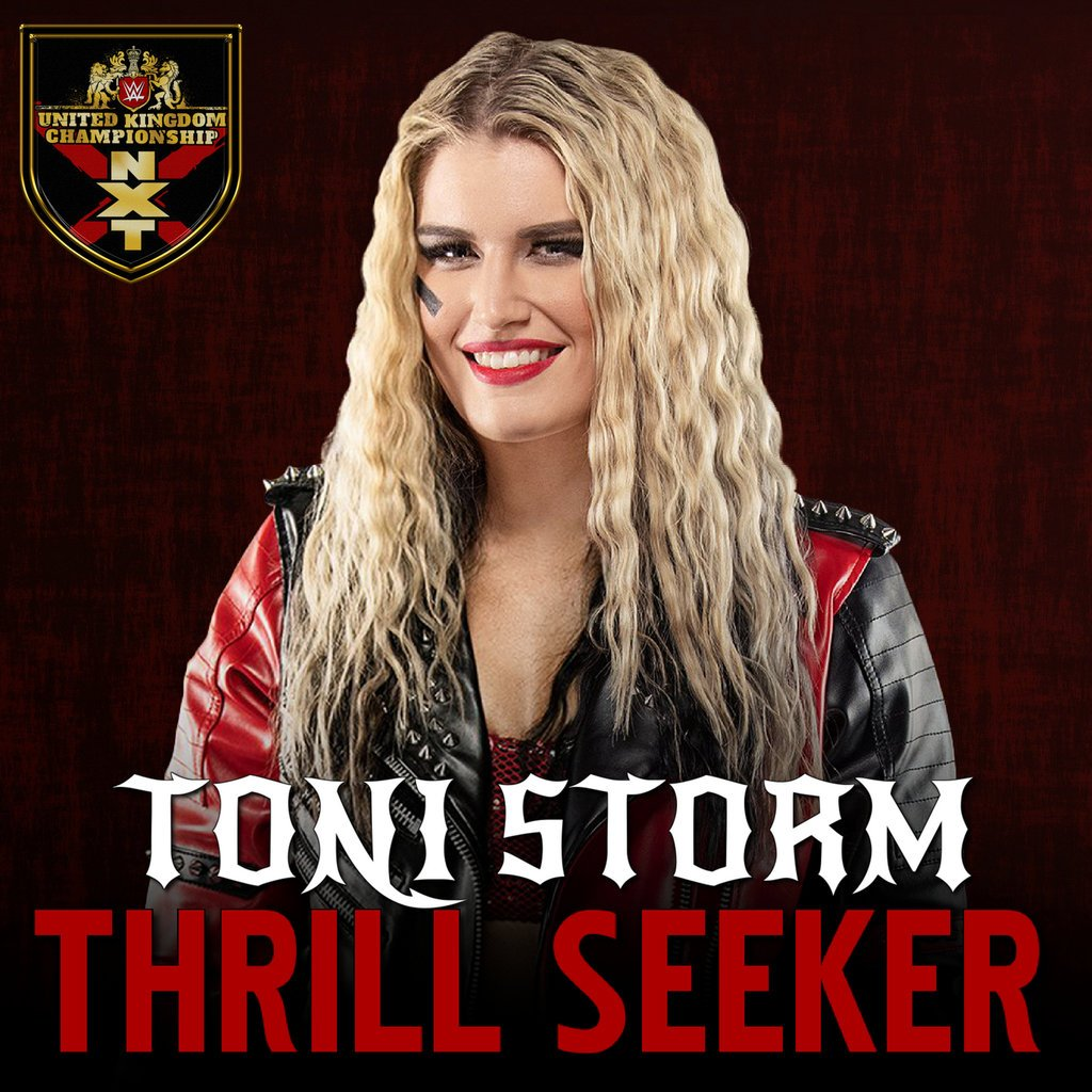 Thrill Seeker Toni Storm by BassAdams 1024x1024