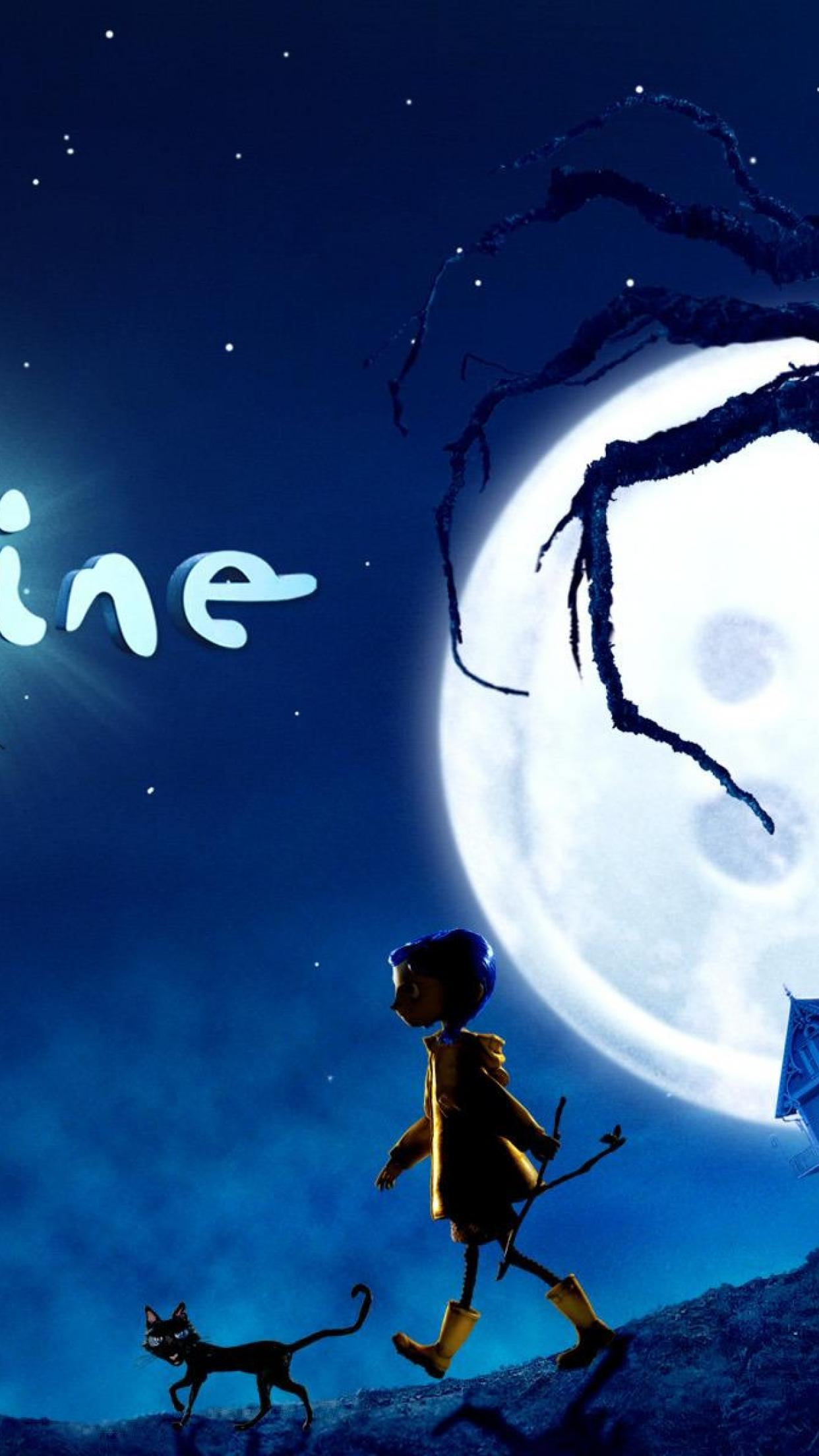 74 Coraline Wallpaper On Wallpapersafari