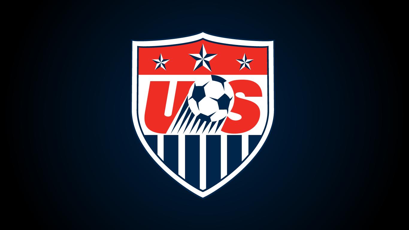 Usa Soccer Logo 2015 Wallpapers 1366x768