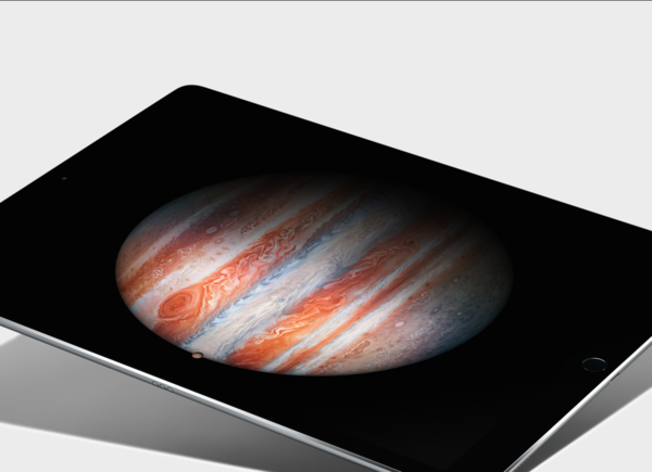 iPad yet Which raises the question if the iPad Pro is the gas giant 600x435