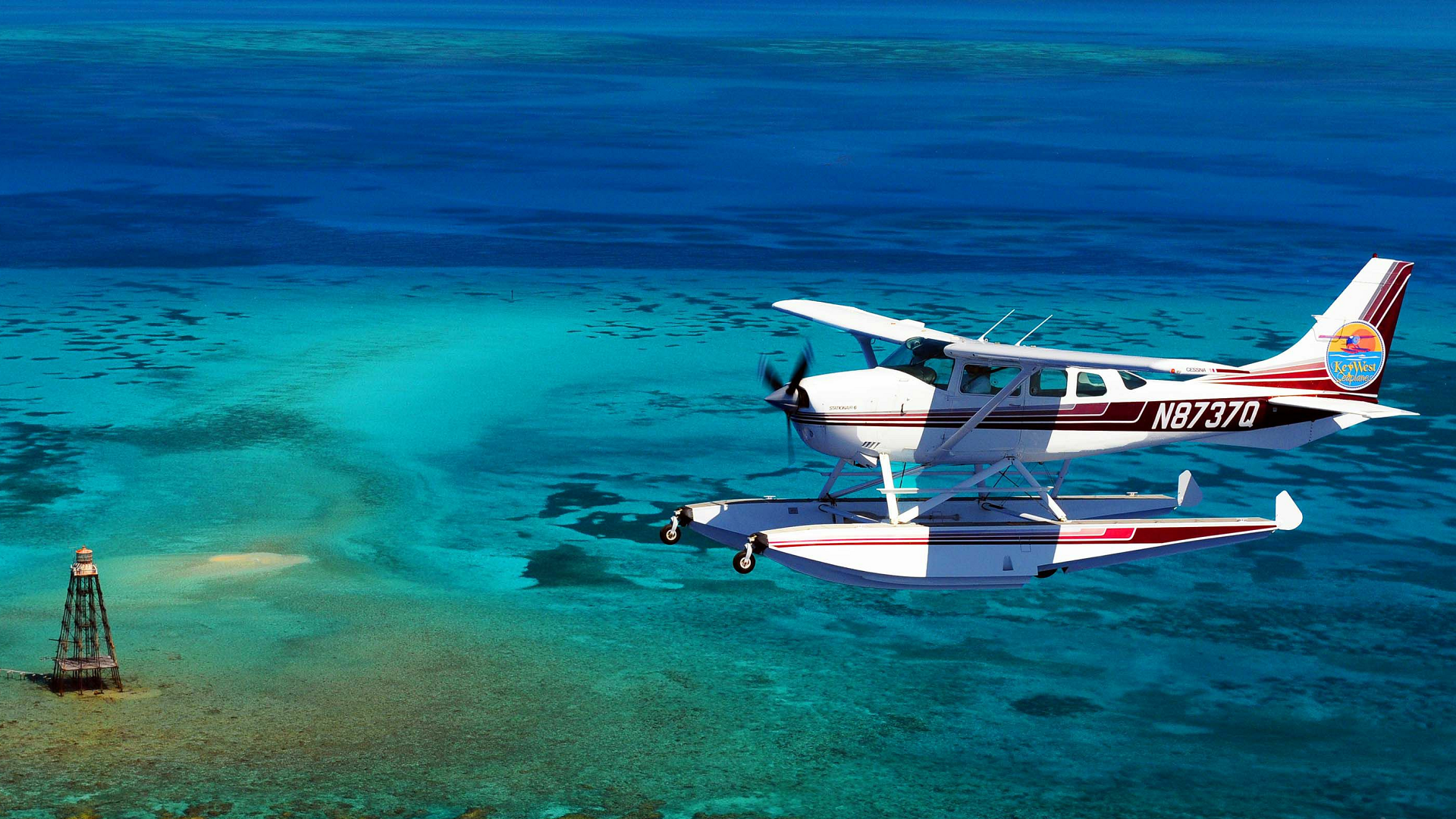 daily wallpaper cessna on floats i like to waste my time