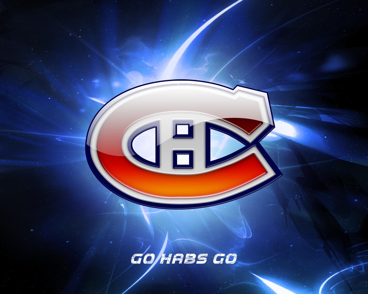 Montreal Canadiens Wallpaper Habs Go Go 1280x1024