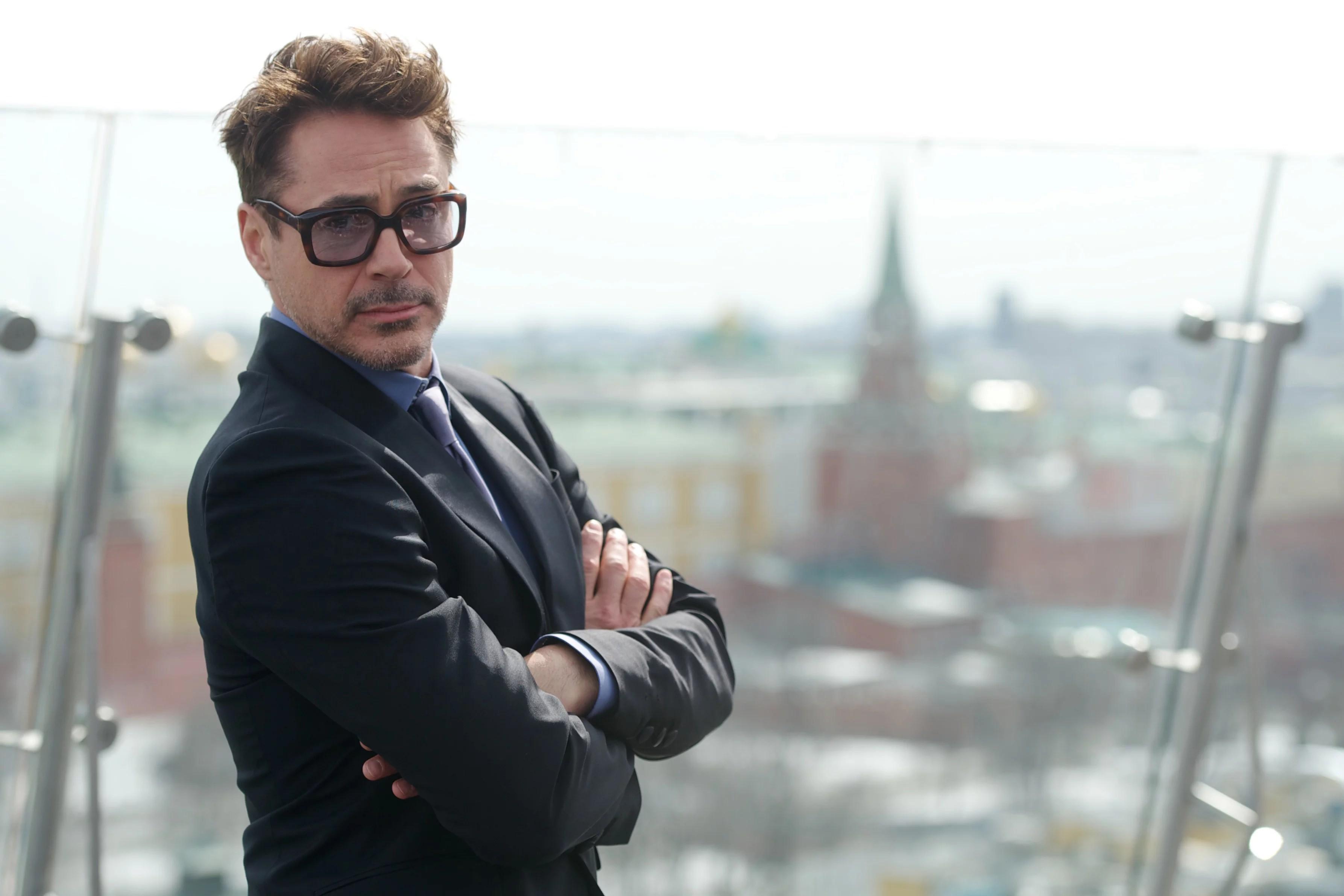 Robert Downey Jr Famous American Actor Wallpaper HD Wallpapers 3573x2382