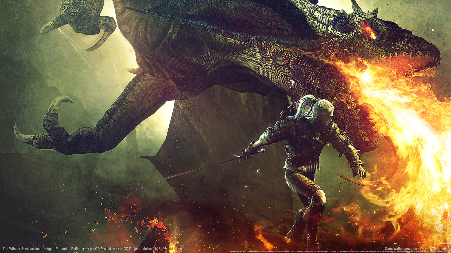 The Witcher 2 Assassins of Kings   Enhanced Edition wallpaper 01 1920x1080