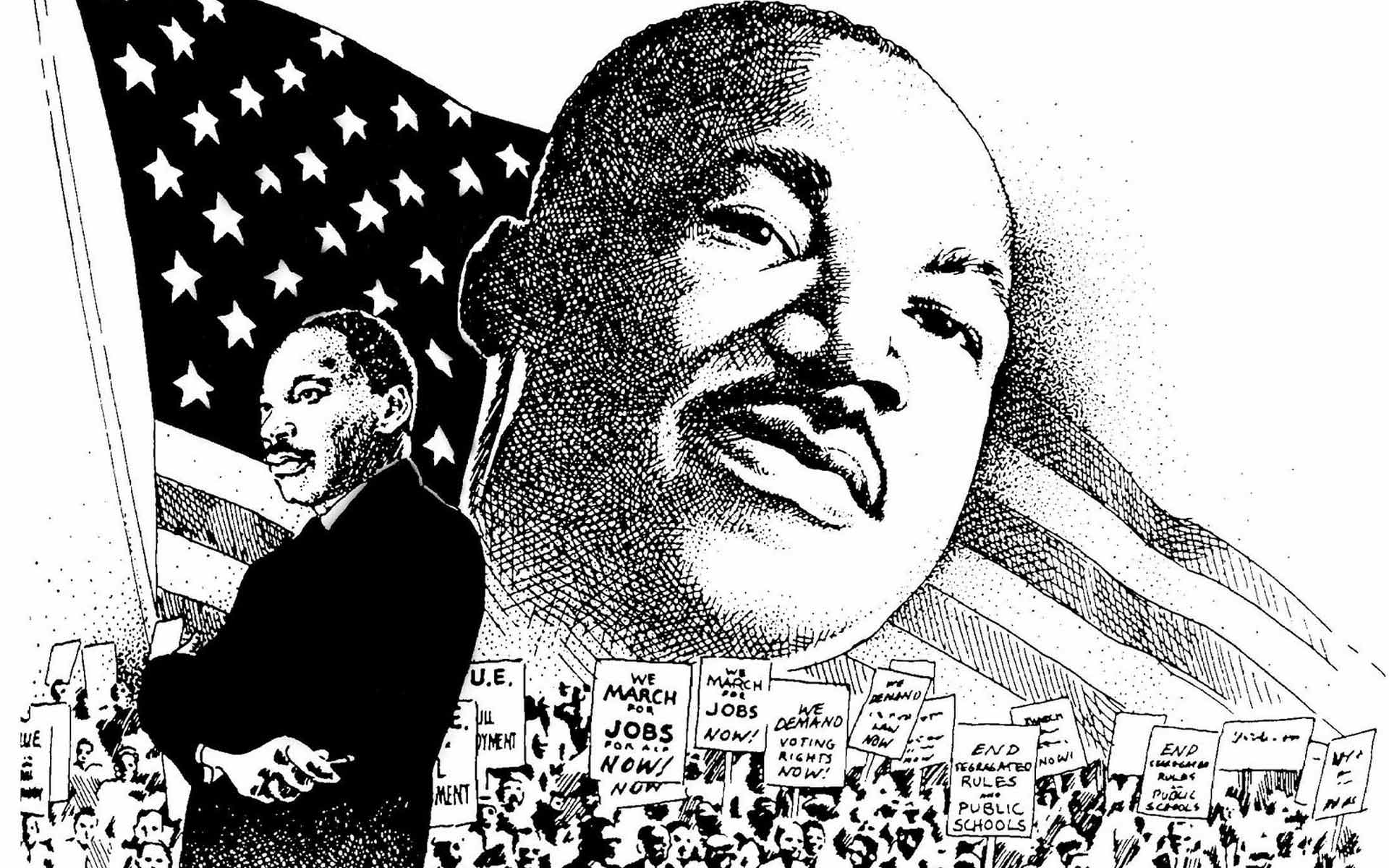 Free Download Martin Luther King Jr Wallpaper Sf Wallpaper