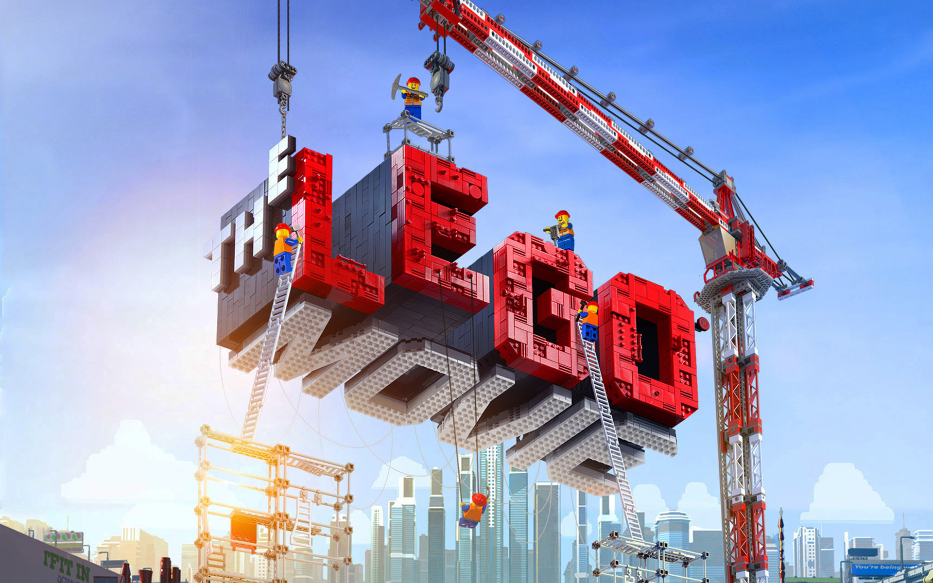 The Lego Movie Wallpapers HD Wallpapers 1920x1200