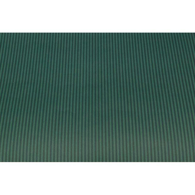 Home Decor Wallpaper Vintage Clarence House Stripe Blue Green 640x640