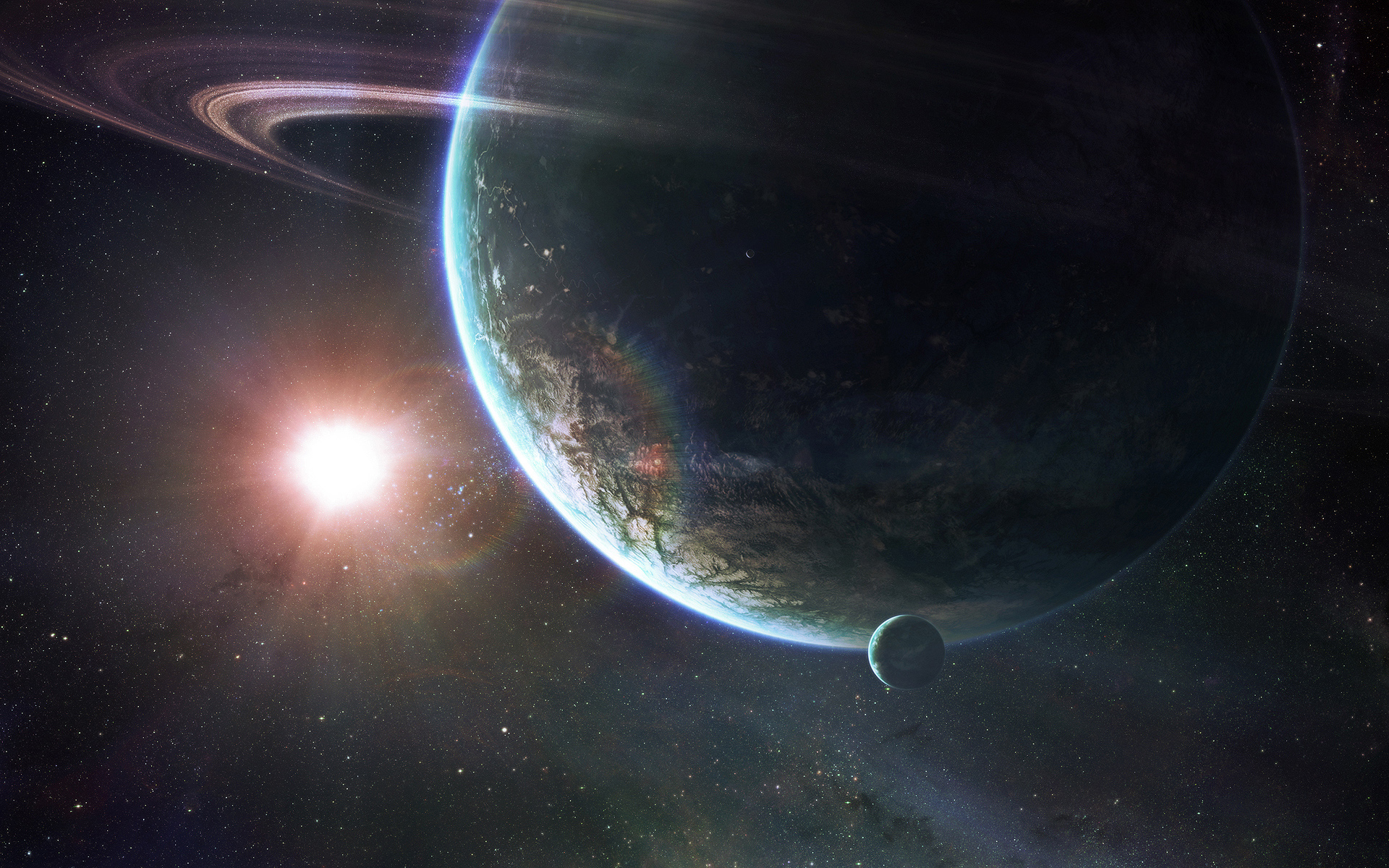 96 Amazing Space Wallpapers in HD ARC 1920x1200