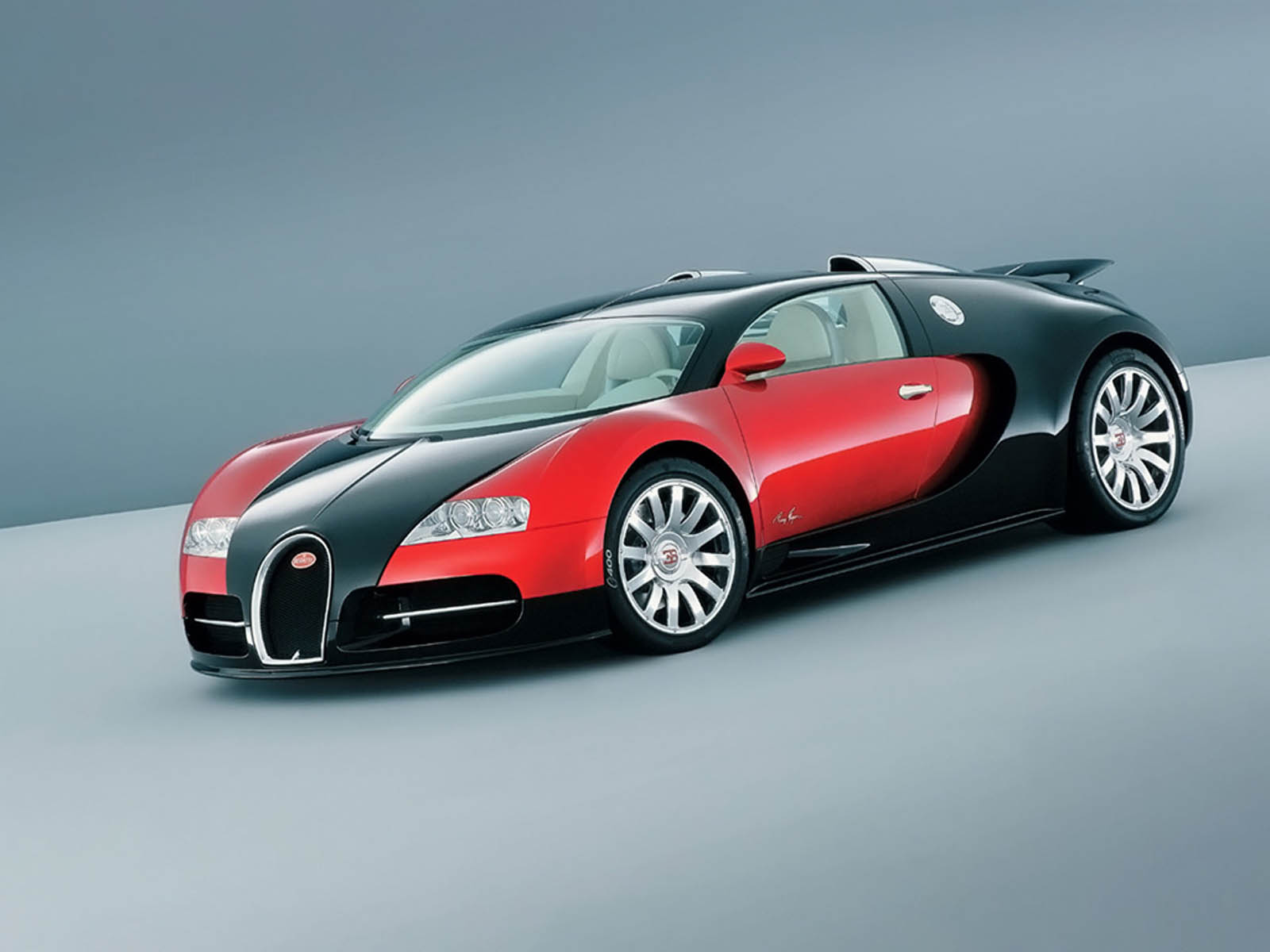 wallpapers Bugatti Veyron 1600x1200