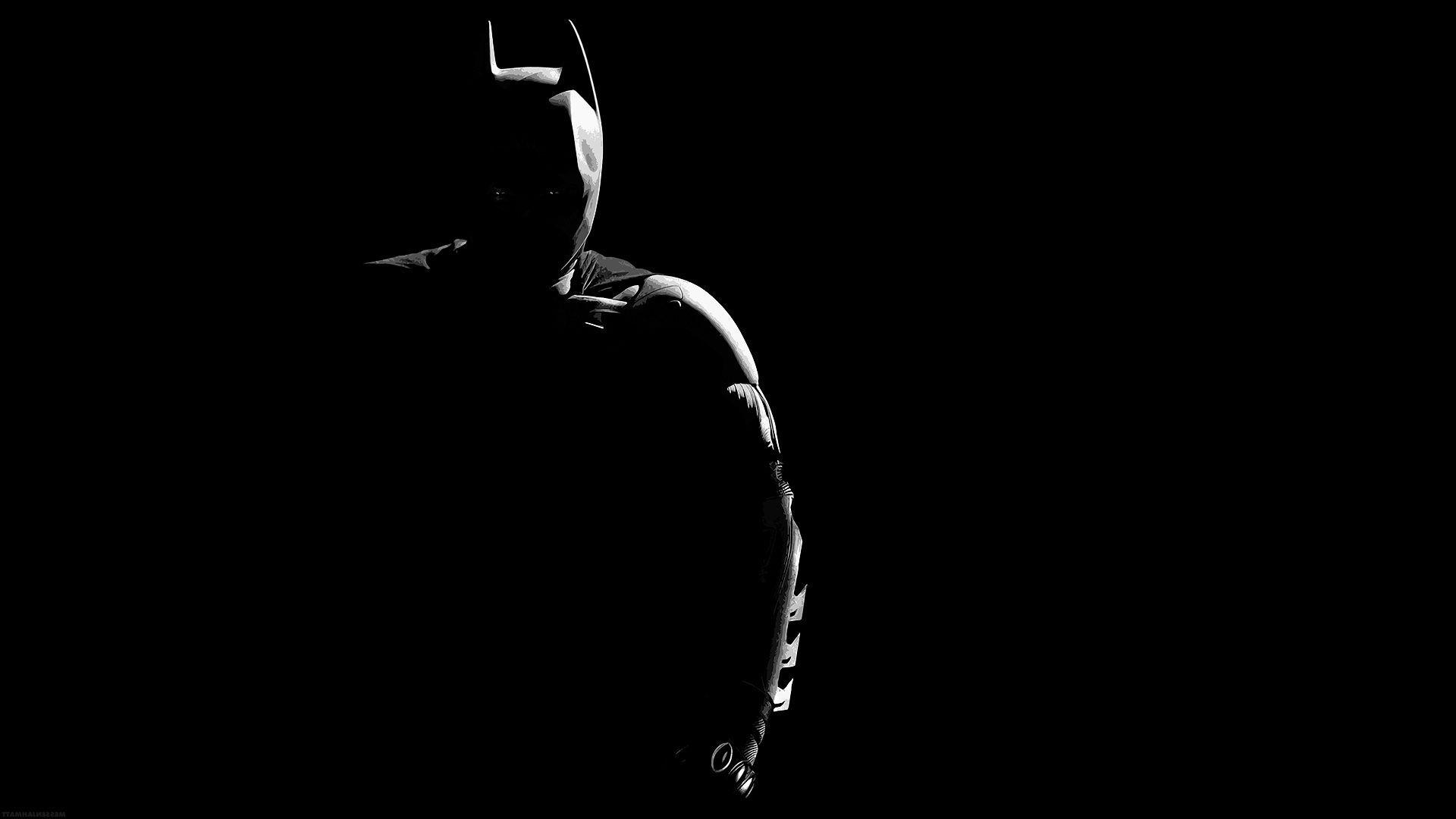 Dark Batman Movies Cover Wallpaper HD Wallpaper with 1920x1080 1920x1080