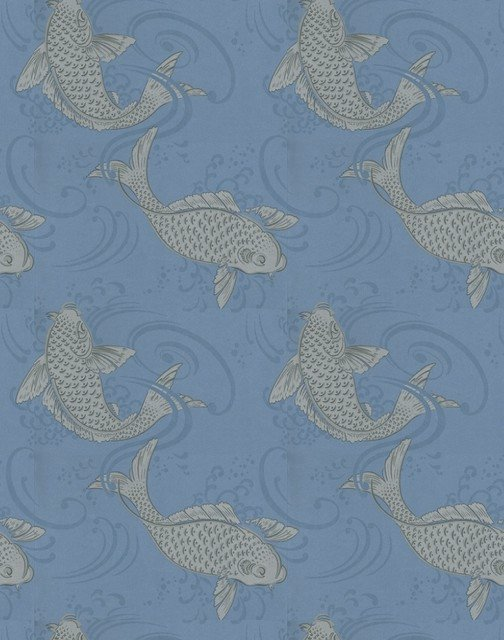 Oriental Style Wallpaper 504x640