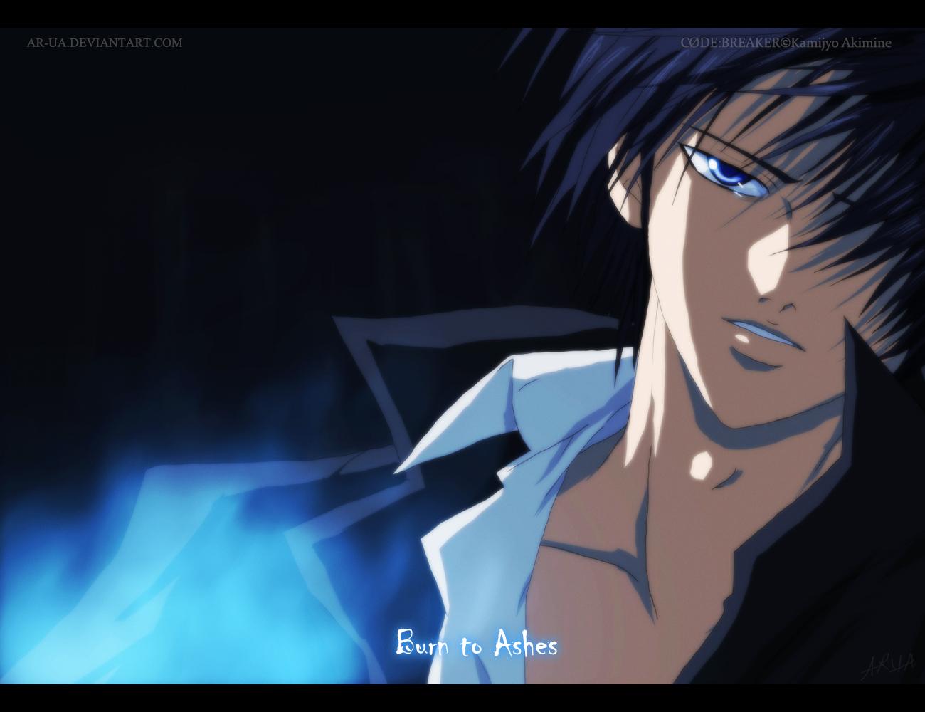 Code Breaker Ogami Rei by AR UA 1300x1000