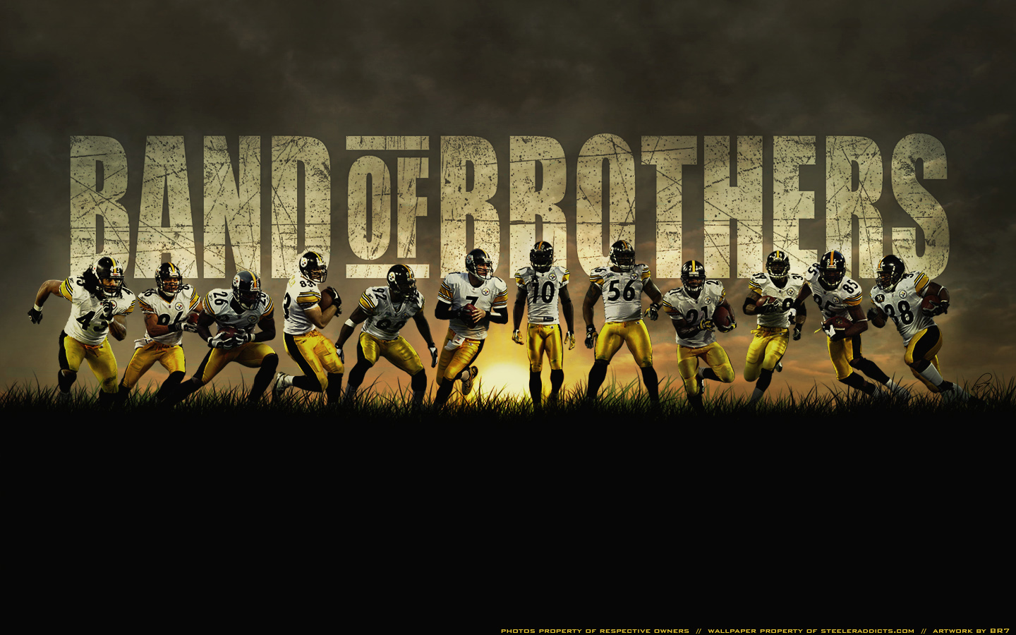 week Pittsburgh Steelers wallpaper Pittsburgh Steelers wallpapers 1440x900