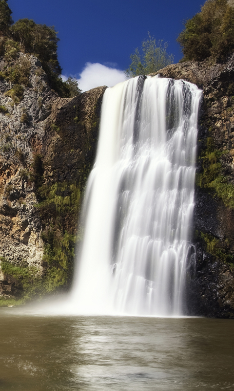 Small Waterfall HD live wallpaper Live wallpapers HD for Android 480x800