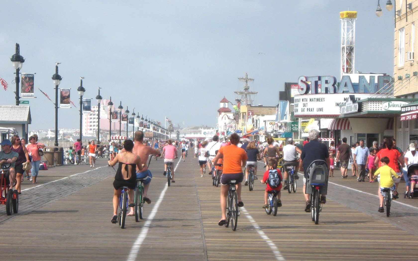 About Ocean City New Jersey 1680x1050