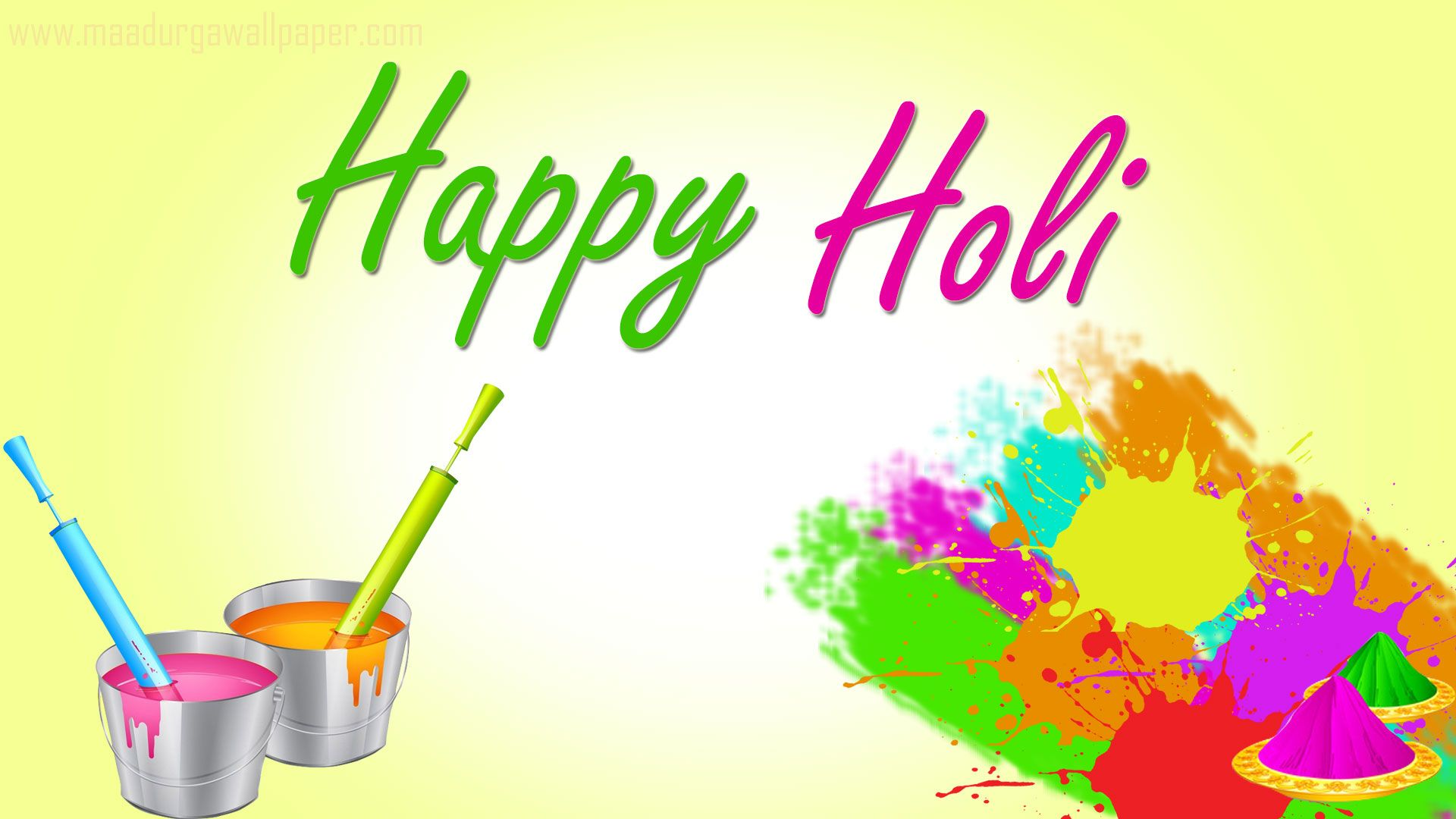 Happy Holi Wallpapers Holi Images download Happy holi images 1920x1080