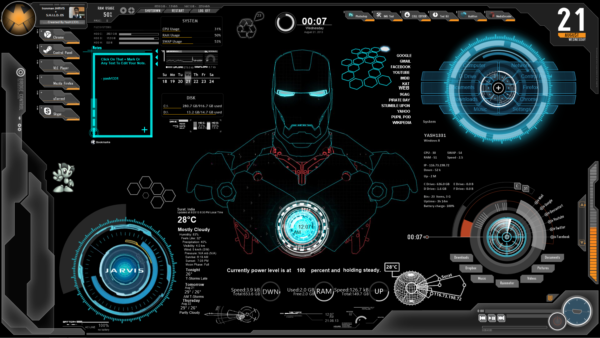 how to make jarvis from iron man